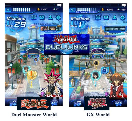 yugioh duel links GX world | Yu Gi Oh Online